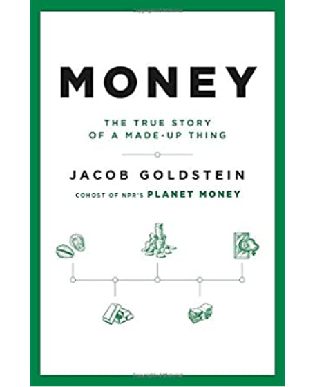 Money: The True Story of a Made-Up Thing – Audiobook