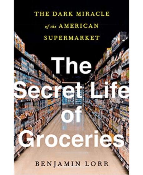 The Secret Life of Groceries – Audiobook