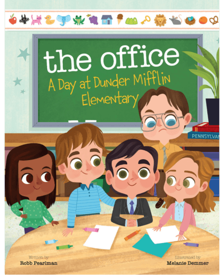 The Office A Day at Dunder Mifflin  – Audiobook