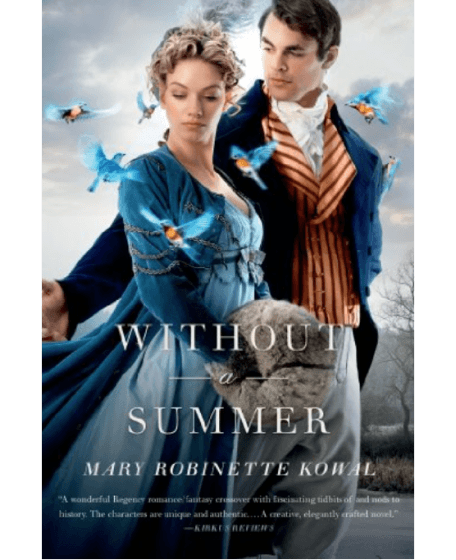 Without a Summer  – Paper Book