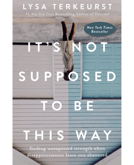 It's Not Supposed to Be – Paper Book